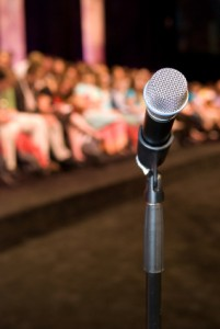 Anamarie will speak at your event.